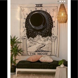 Urban Outfitters Moon Tapestry NWT